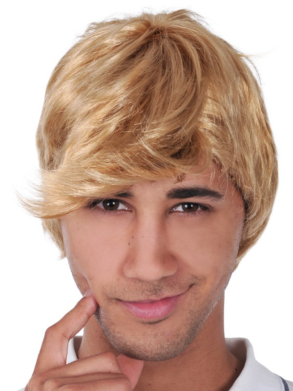 BLAKE/BIEBER/PRINCESS DI BLONDE FLICK WIG