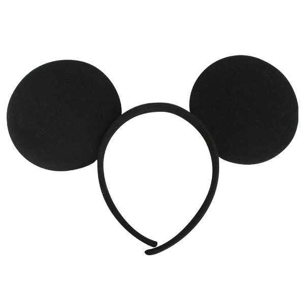 MICKEY MOUSE EARS - FABRIC