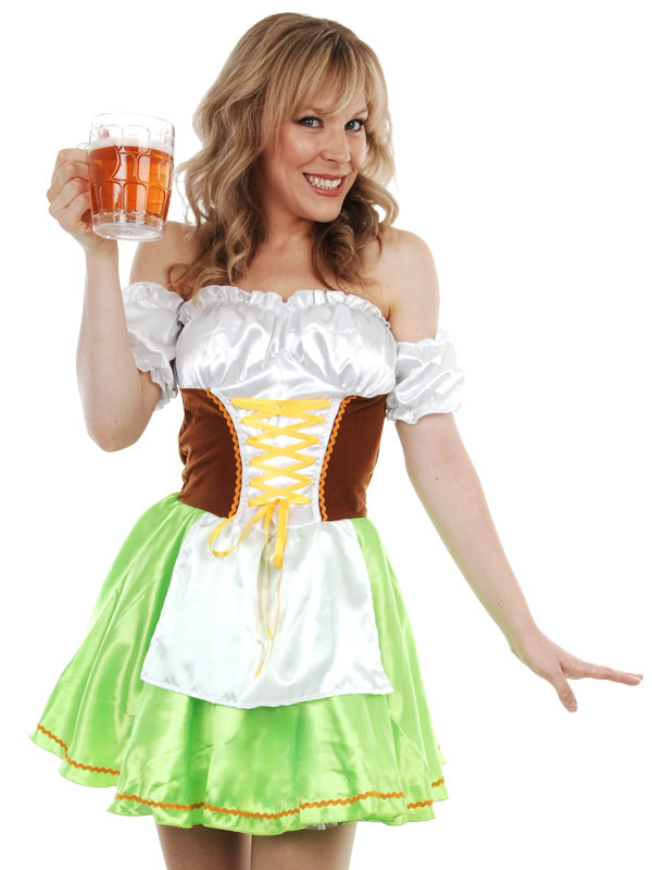 OKTOBERFEST BEER LADIES DRESS