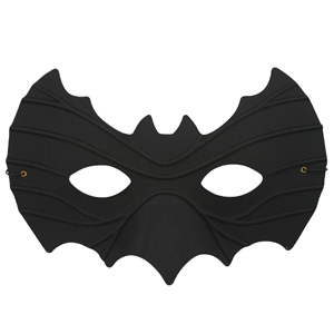 MASK - BAT EYE MASK - SMALL
