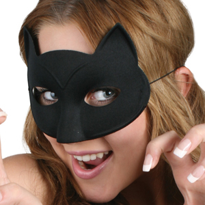 MASK - CAT EYE MASK NO WHISKERS