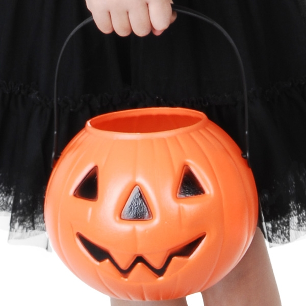 HALLOWEEN PUMPKIN CAULDRON - SET OF 12