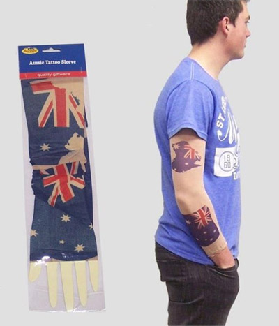 AUSSIE TATTOO SLEEVE