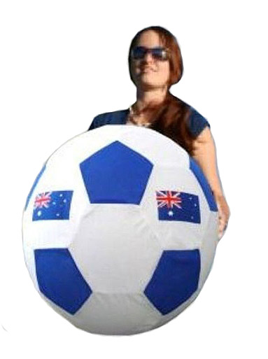 AUSSIE FLAG SUPER JUMBO 50CM BEACH BALL
