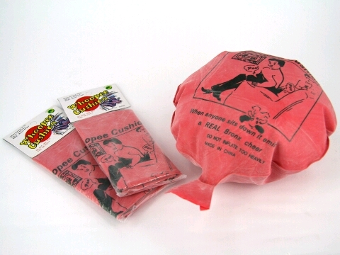 PARTY FAVOURS - WHOOPEE CUSHION