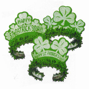 Image of St Patricks Day Tiara