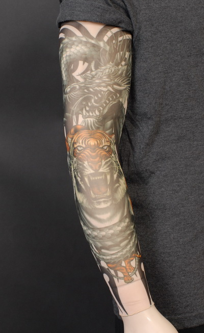 TATTOO SLEEVE - TIGER DESIGN
