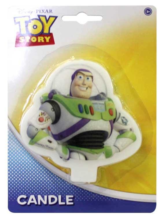 TOY STORY 3 BUZZ LIGHTYEAR CANDLE