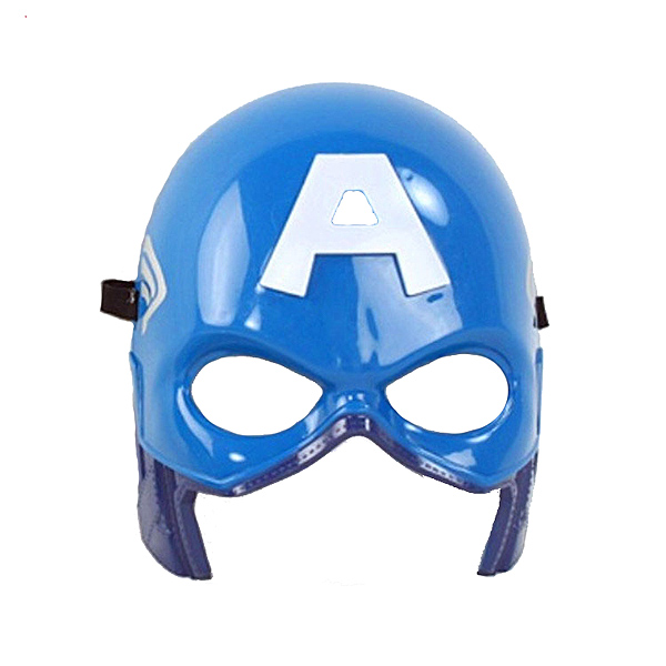 MASK - CAPTAIN AMERICA