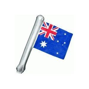 INFLATABLE AUSTRALIAN FLAG BALLOON