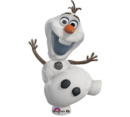 FOIL SUPER SHAPE BALLOON - OLAF