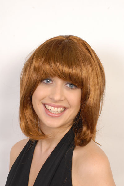 CHARLIE\'S ANGEL WIG - BROWN