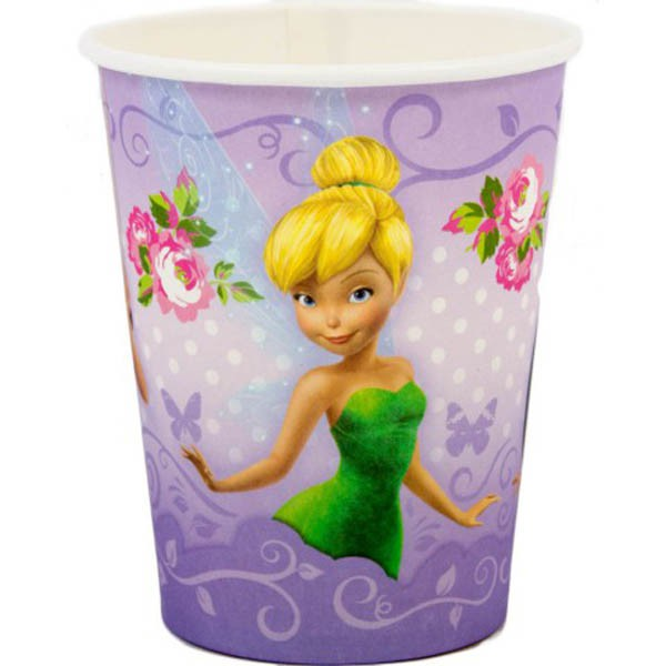 DISNEY TINKERBELL FAIRY CUPS
