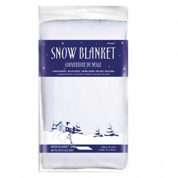 ARTIFICAL SNOW BLANKET