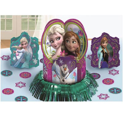 DISNEY FROZEN TABLE DECORATING KIT