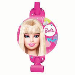 BARBIE BLOWOUTS PACK OF 8