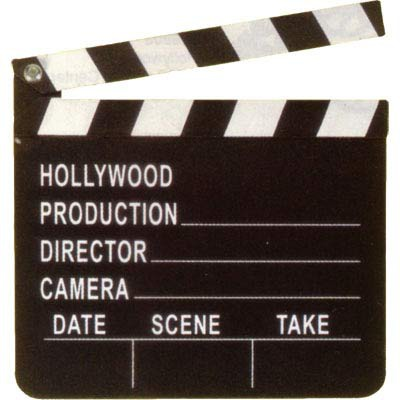 CLAPPER BOARD - MEDIUM