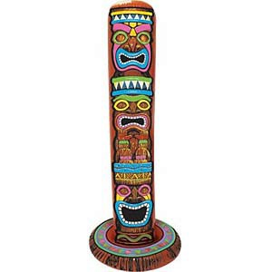 INFLATABLE TIKI POLE