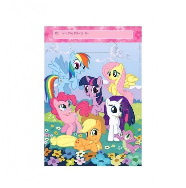 LOOT BAGS - MY LITTLE PONY LOOT BAGS