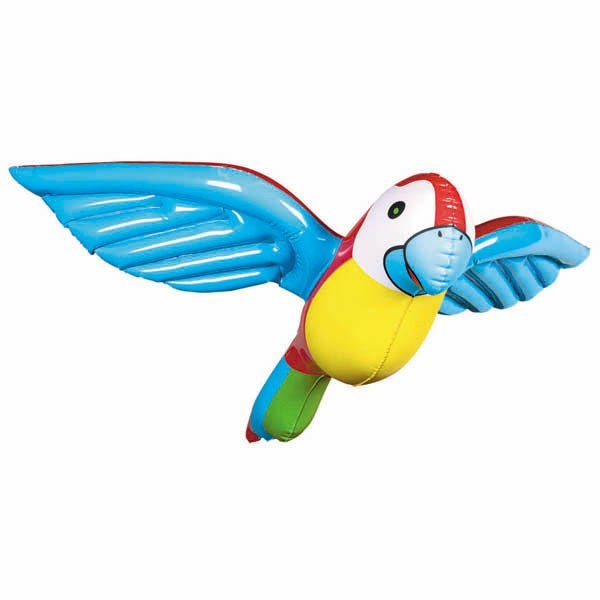 INFLATABLE PARROT - FLYING