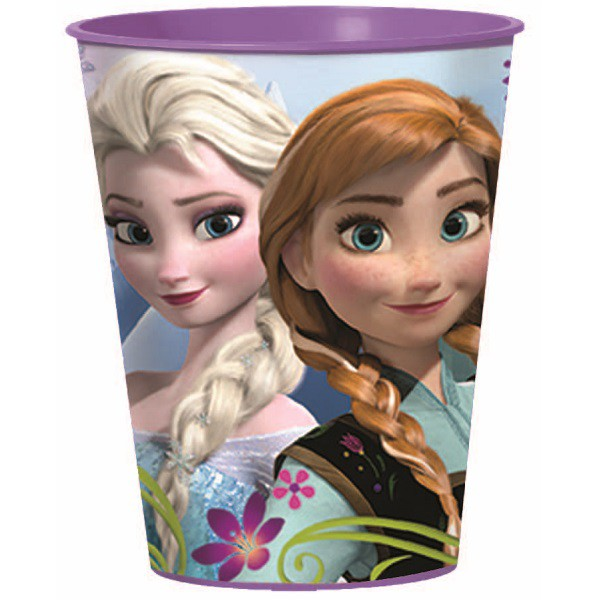 DISNEY FROZEN PLASTIC PARTY CUP