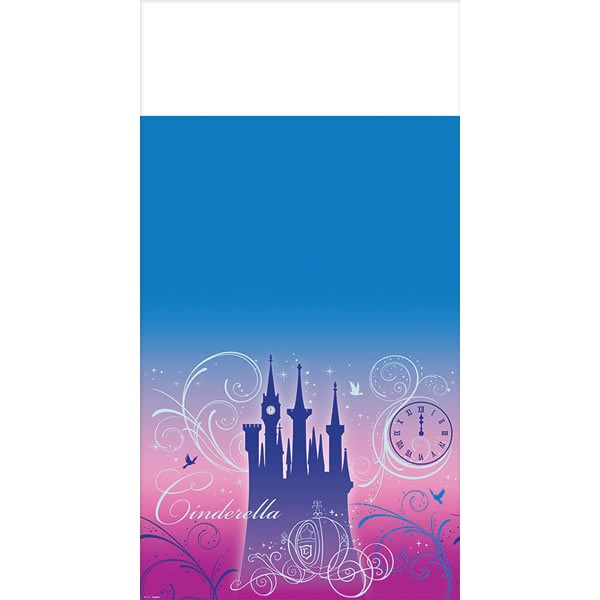 DISNEY PRINCESS CINDERELLA TABLECOVER