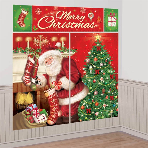 GIANT CHRISTMAS DECORATING KIT