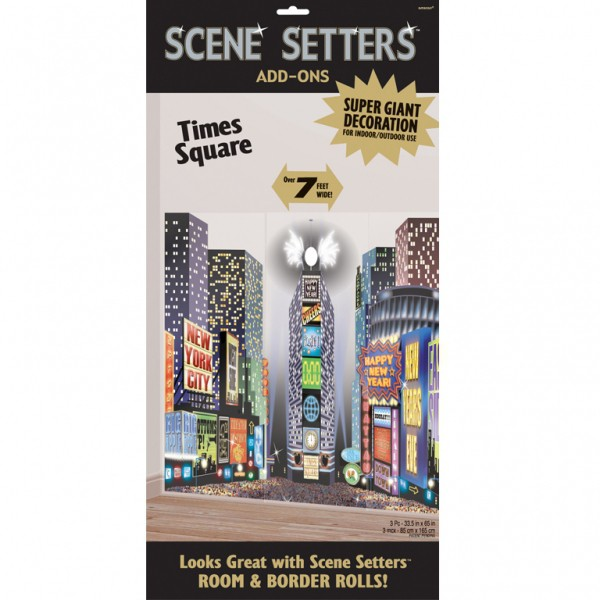 SCENE SETTER - TIMES SQUARE CUT OUT