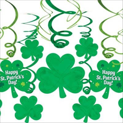 ST PATRICK'S DAY MEGA PACK OF 30 SWIRLS