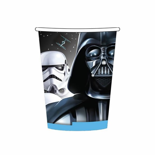 STAR WARS CLASSIC CUPS - PACK OF 8
