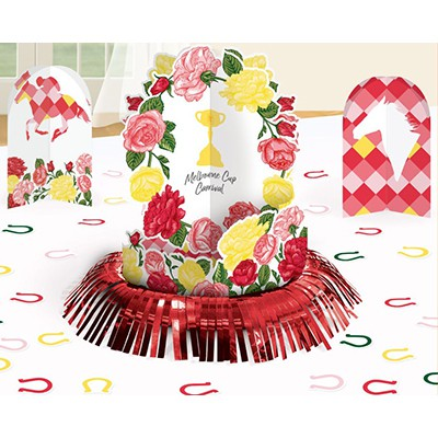 MELBOURNE CUP CARNIVAL TABLE DECORATING KIT
