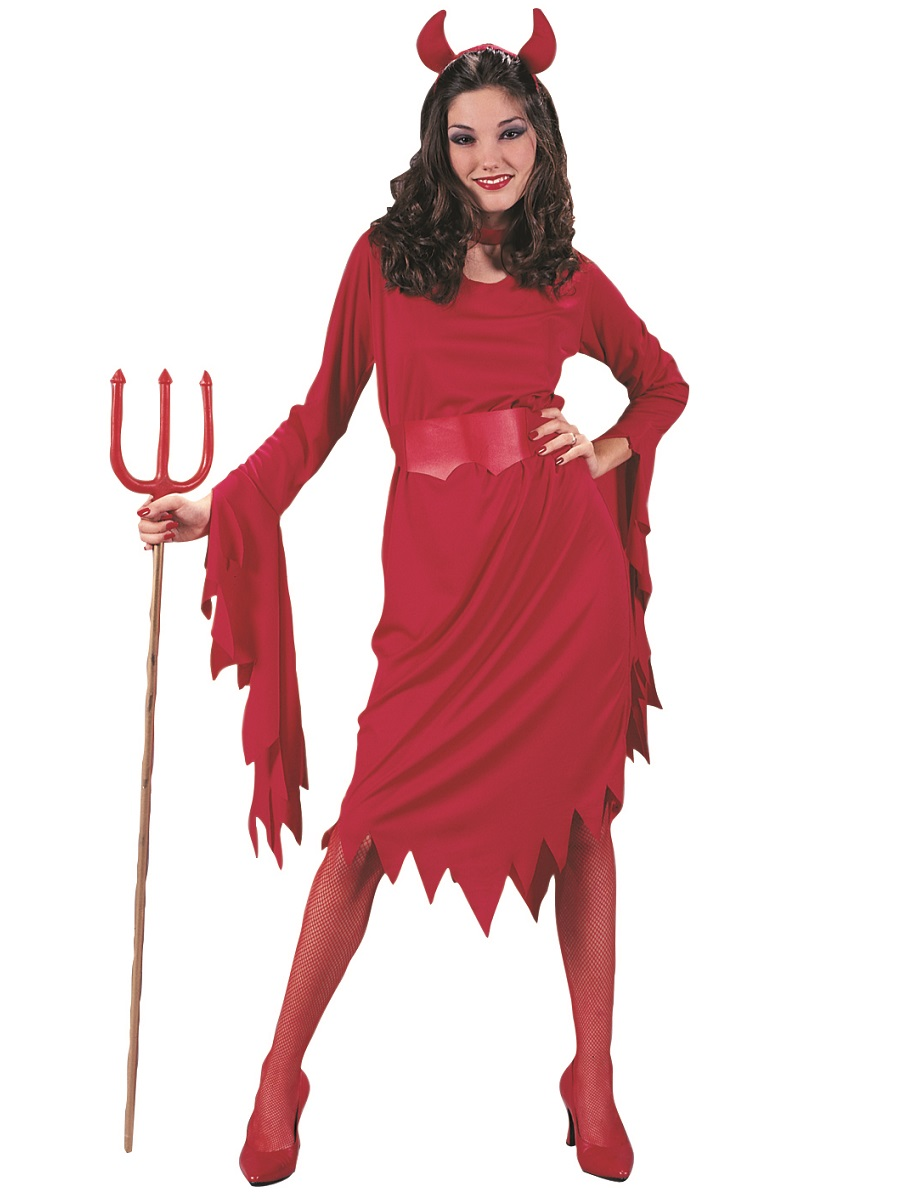 DEVIL WOMAN COSTUME
