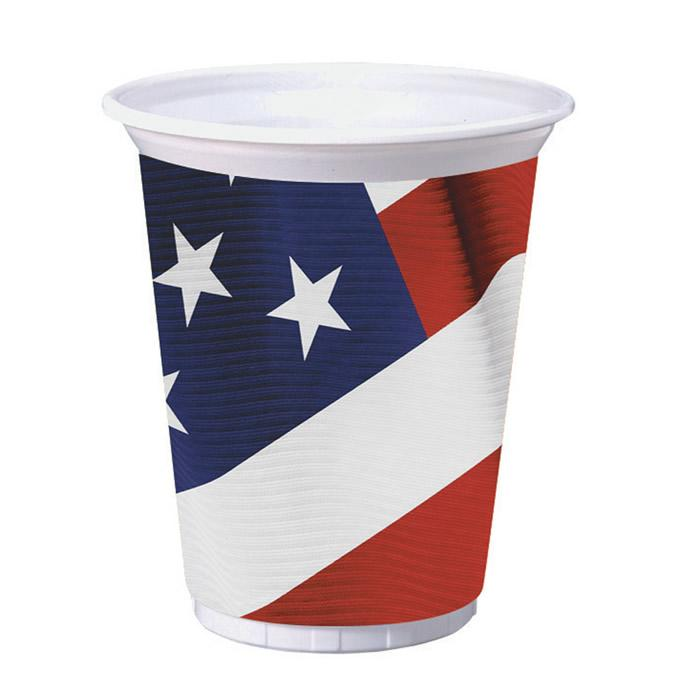 american valor party cups
