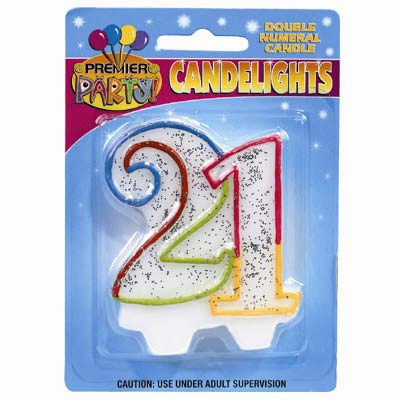 21ST CANDLE - MULTI TRADITIONAL