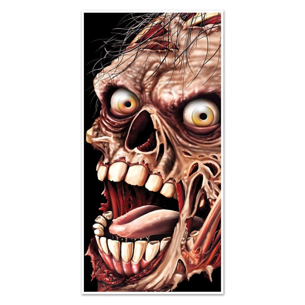Image of Zombie Door Cover