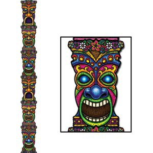 TIKI JOINTED TOTEM POLE