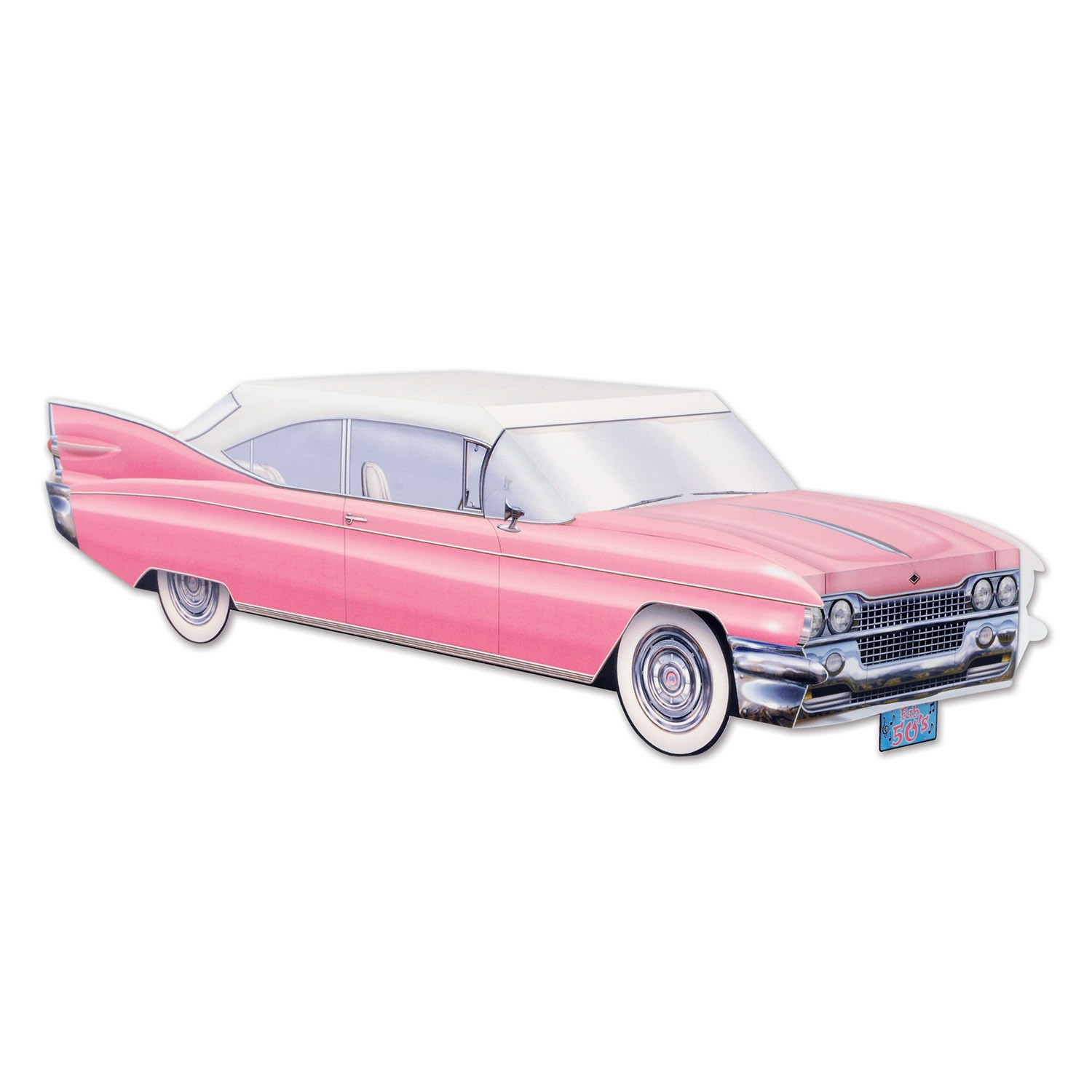 Image of 1950's Chevy Cruisin' Car Table Centrepiece Decoration