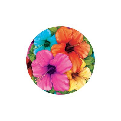 HAWAIIAM HIBISCUS DRINK COASTER PACK OF 8