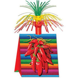 Image of Mexican Chilli Centrepiece