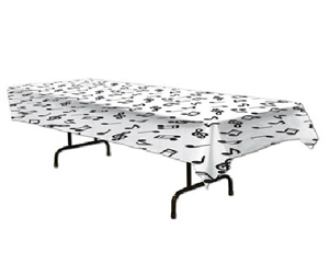 Image of Musical Notes Tablecover
