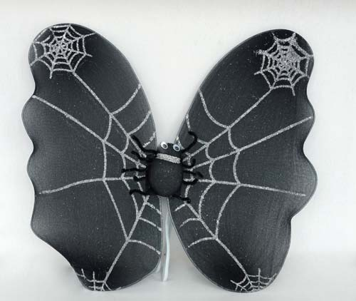 WICKED SPIDER FAIRY WINGS