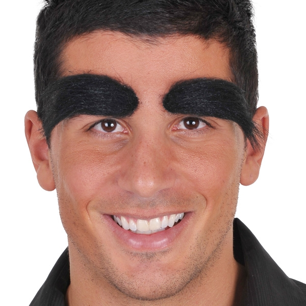 BLACK GROUCHO EYEBROWS