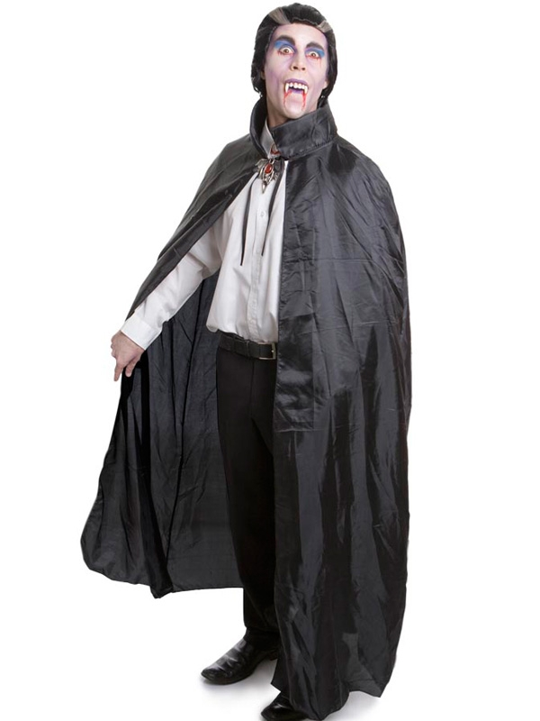 ADULT CAPE BLACK 56 INCH