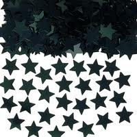 BLACK STAR TABLE SCATTERS
