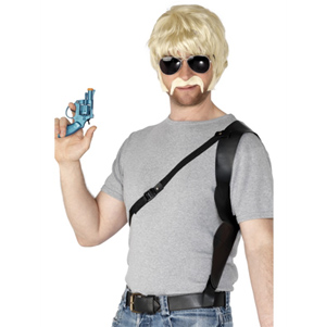 Image of 1970's Instant Cop Kit  Blonde