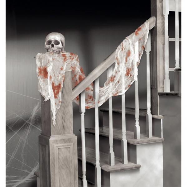 Image of Bloody Gauze Drape