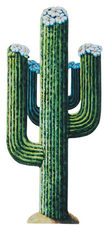 GIANT CACTUS CUT OUT 1.3M