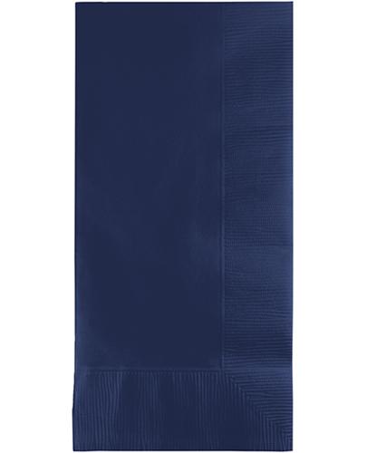 NAPKINS - NAVY BLUE DINNER PK 50