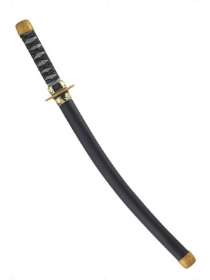 CHILD'S NINJA SWORD & SHEATH