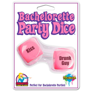 BATCHELORETTE'S PARTY DICE GAME